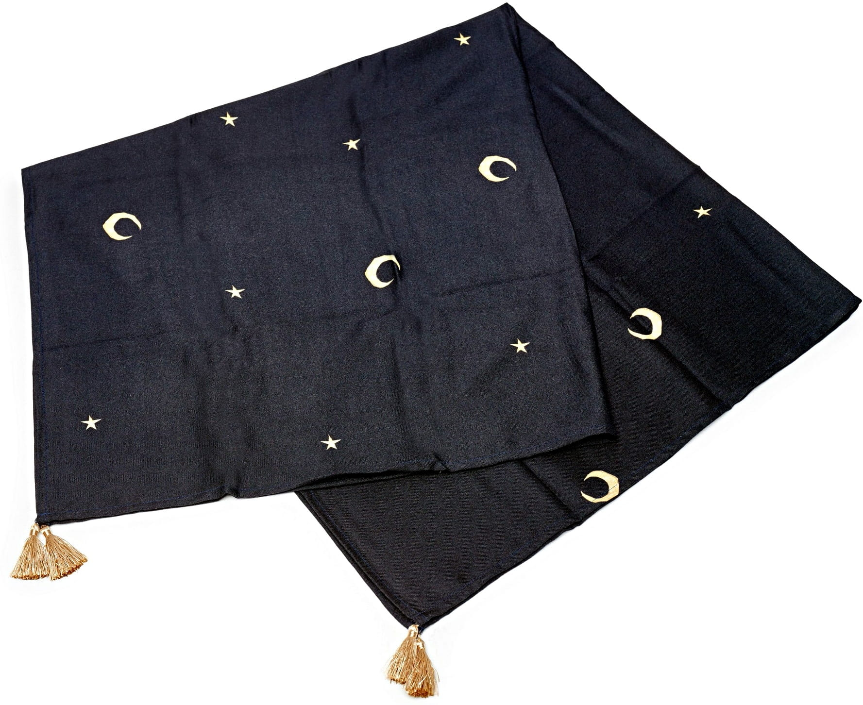 Czarny otulacz bambusowy dla niemowlaka Nighty